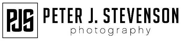 Peter J Stevenson Photography Logo